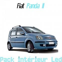 Pack intérieur led pour Fiat Panda II
