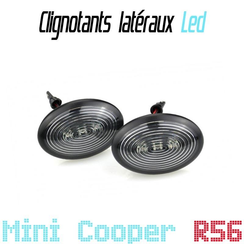 Clignotants latéraux led pour Mini R56 R57