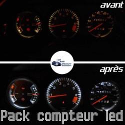 Pack de 8 ampoules led compteur Porsche 912 Type S