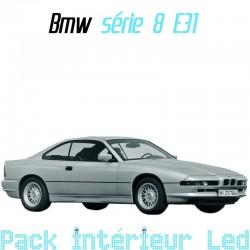 Pack intérieur led pour BMW Série 8 E31