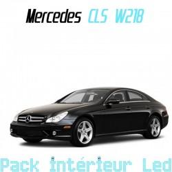 Pack intérieur led pour Mercedes CLS W218