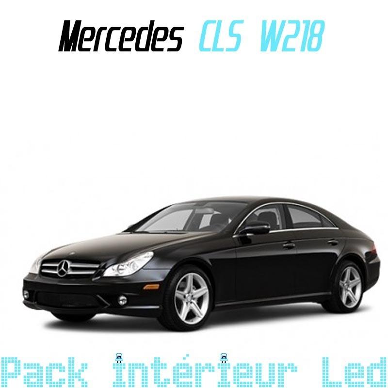 Pack Led Interieur Mercedes CLS W218