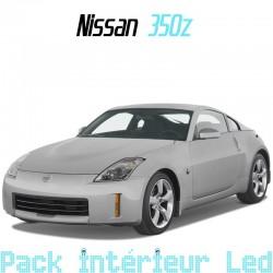 Pack intérieur led pour Nissan 350z