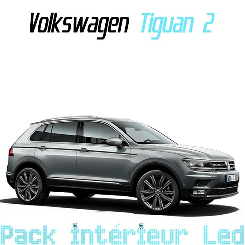 Pack intérieur Led Volkswagen Tiguan