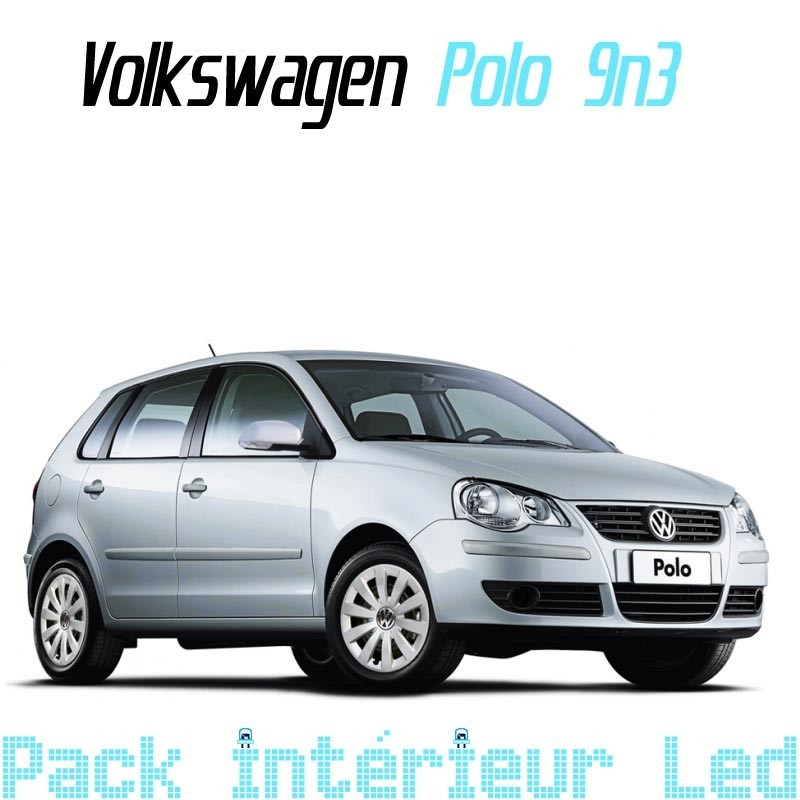 Pack led Intérieur Polo 9n3