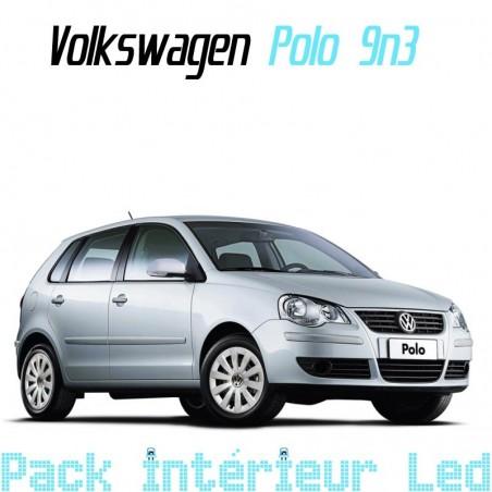 Pack intérieur led pour Volkswagen Polo 4 (9n3)
