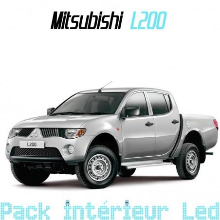 Pack intérieur led pour Mitsubishi L200 IV