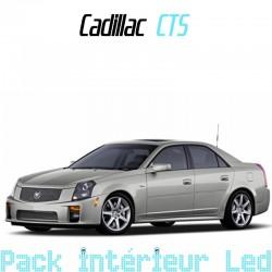 Pack intérieur led pour Cadillac CTS gen1
