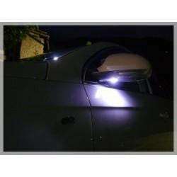 Pack ampoules led rétroviseurs pour Peugeot