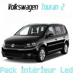 Pack intérieur led pour Volkswagen Touran 2