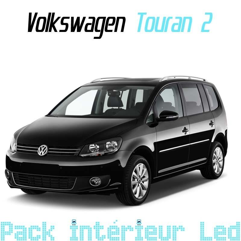 Pack led Intérieur VW Touran V1 V2