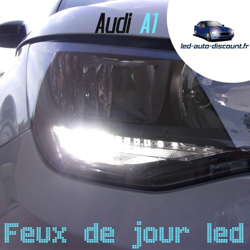 Pack feux de jour led pour Audi A1