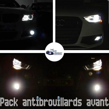 Pack feux antibrouillards avant pour Peugeot 308