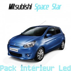Pack Full led Intérieur Mitsubishi Space Star