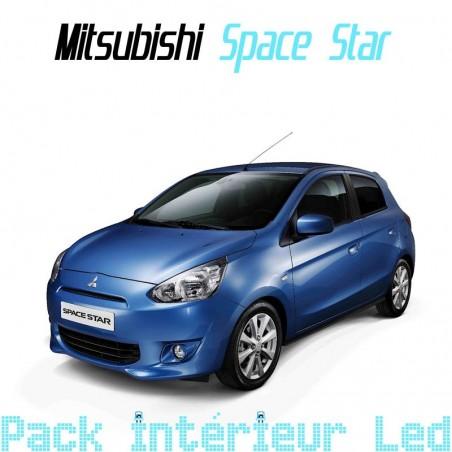 Pack intérieur led pour Mitsubishi Space Star