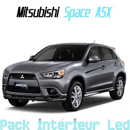 Pack intérieur led pour Mitsubishi ASX
