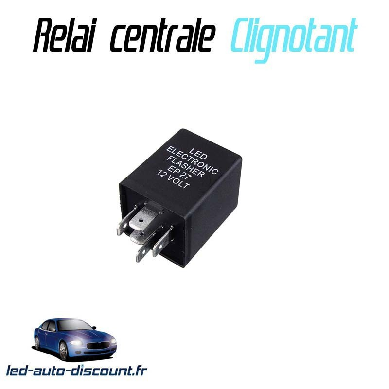 Relai centrale Clignotant led EP27