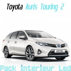 Pack intérieur led pour Toyota Auris Touring Break 2