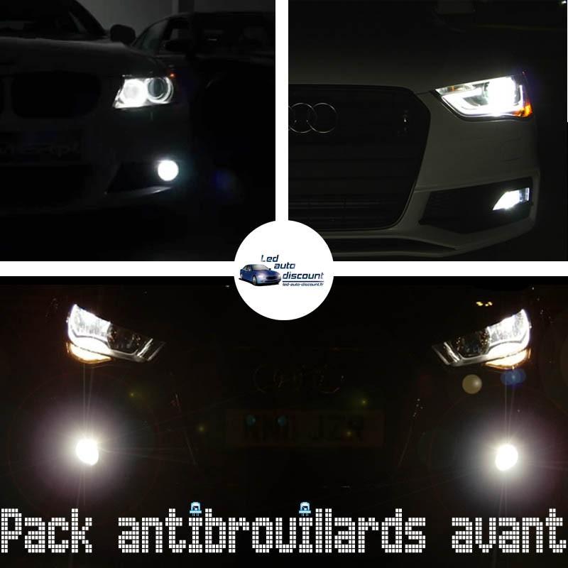 Pack feux anti brouillards pour Nissan Pulsar