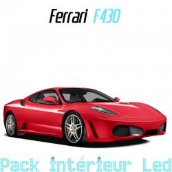 Pack Intérieur led ferrari F430