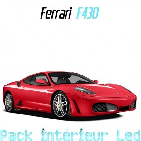 Pack intérieur led pour Ferrari F430