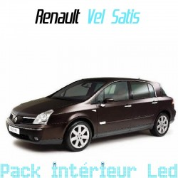 Pack Led interieur Renault Vel Satis