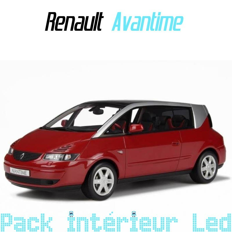 Pack Led interieur Renault avantime