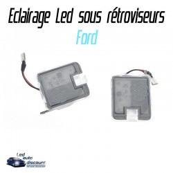 Pack module éclairage led rétroviseur pour Ford