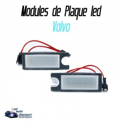 Pack modules de plaque led pour Volvo 2