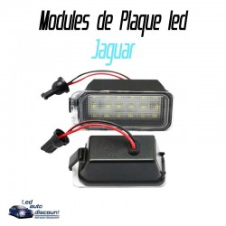 Pack modules de plaque led pour Jaguar