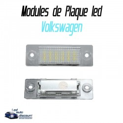 Pack modules de plaque led pour Volkswagen Touran