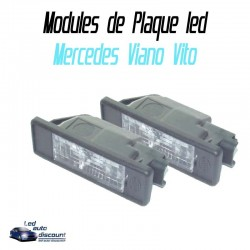 Pack modules de plaque led pour Mercedes Viano Vito
