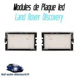 Pack modules de plaque led pour Land Rover Discovery 3 et 4