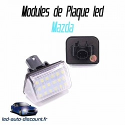 Pack modules de plaque led pour Mazda