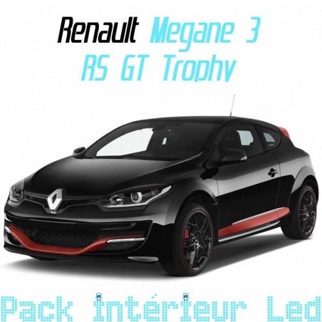 Pack intérieur led pour Renault Mégane 3 RS GT Trophy