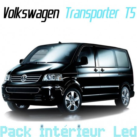 Pack intérieur led Deluxe Volkswagen Transporter T5 Multivan