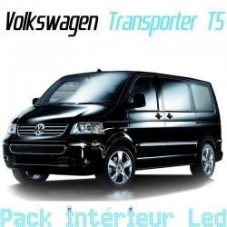 Pack intérieur led light Volkswagen Transporter T5 Multivan