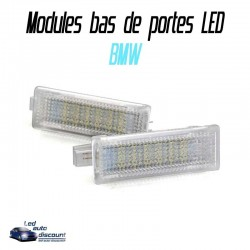 Pack modules bas de portes led pour BMW