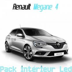 Pack intérieur led pour Renault Megane 4