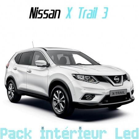 Pack intérieur led pour Nissan X Trail III