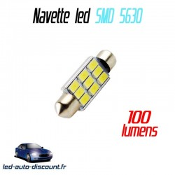 Ampoule navette led 6SMD 5630 anti erreur ODB