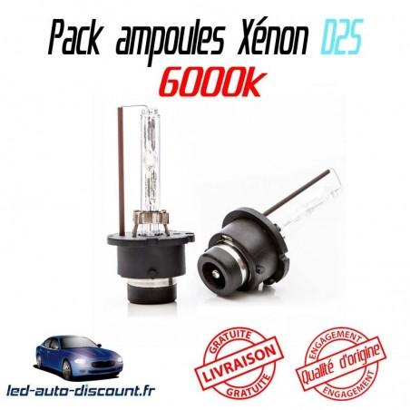 Pack ampoules xénon D2S pour Mercedes ML W164