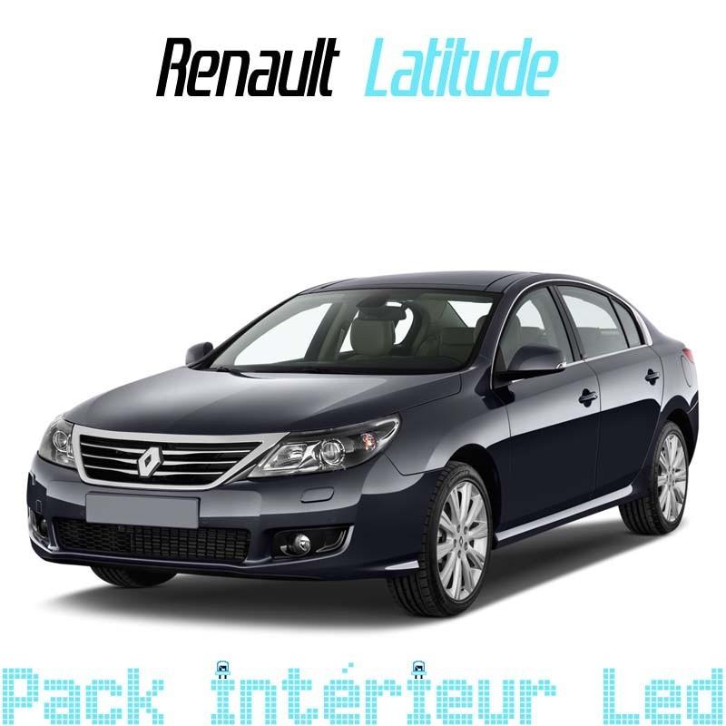 Pack Led Full interieur Extérieur Renault Latitude