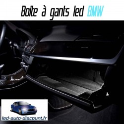 Module boite à gants led pour BMW