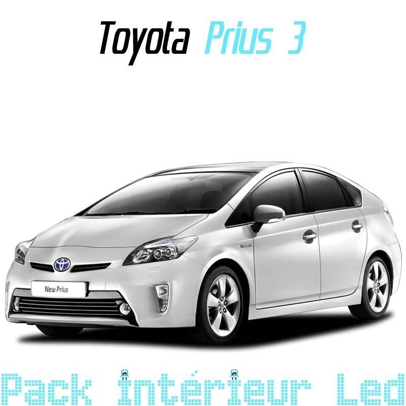 Pack Full led Intérieur Extérieur Toyota Prius 3