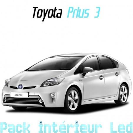 Pack intérieur led pour Toyota Prius 3