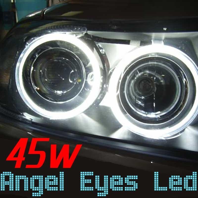 Angel Eyes 24w Blanc Xenon BMW E39 E53