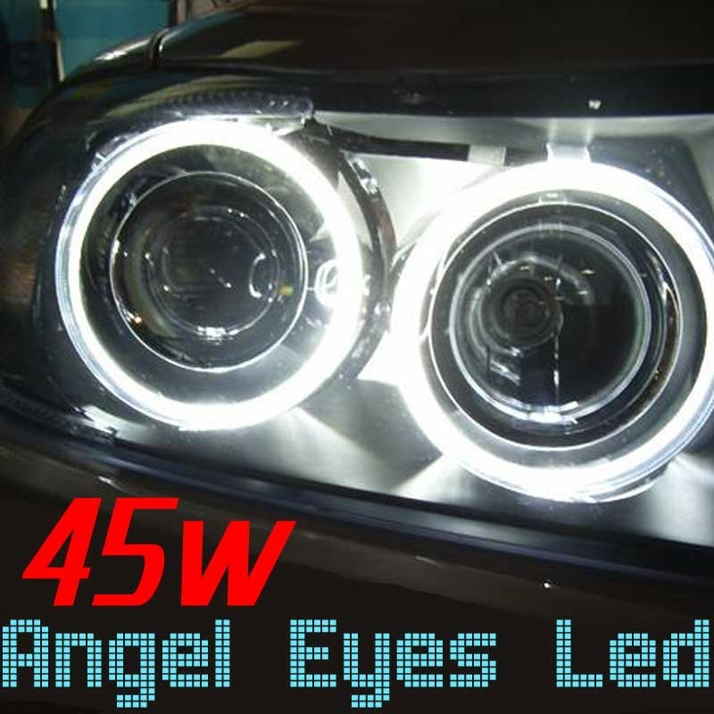 Angel Eyes 24w Blanc Xenon BMW E39 E53