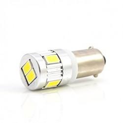 Ampoule led H6W BAX9s - (6SMD-5630-3D) CANBUS