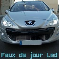 Pack feux de jour led pour Peugeot RCZ